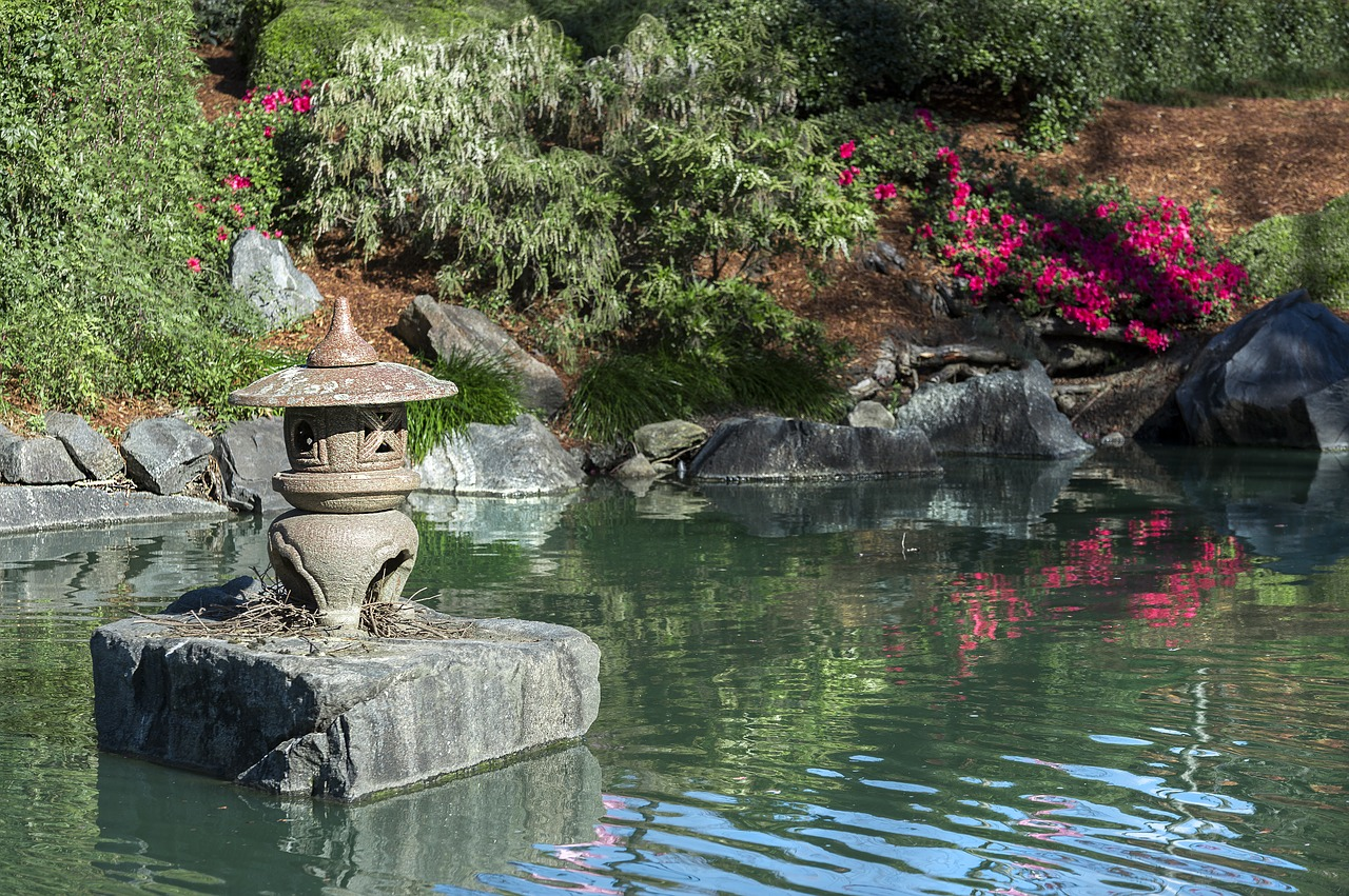 Prix d'un bassin de jardin  à Aiguillon